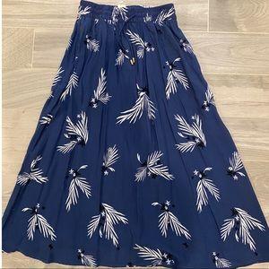 Women's midi skirt